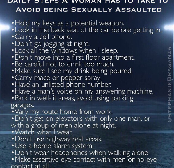 List of Safety Tips